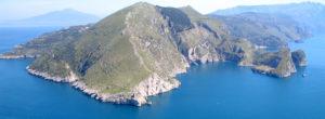 L'Area Marina Protetta di Punta Campanella