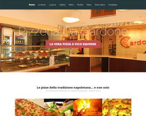Pizzeria da Cardone a Vico Equense