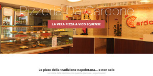 Pizzeria da Cardone in Penisola Sorrentina