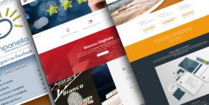 Restyling siti internet - Impronte Grafiche