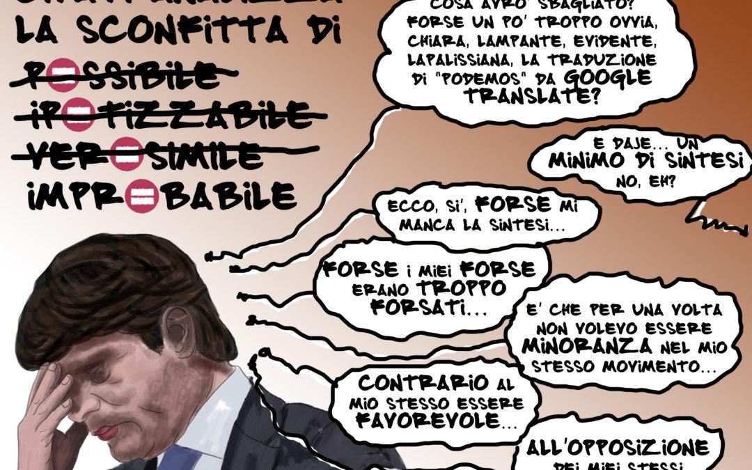 Civati analizza la sconfitta