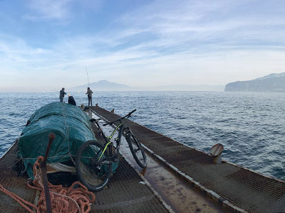 Bike tour borghi marinari