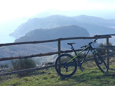 Bike tour Monte Comune