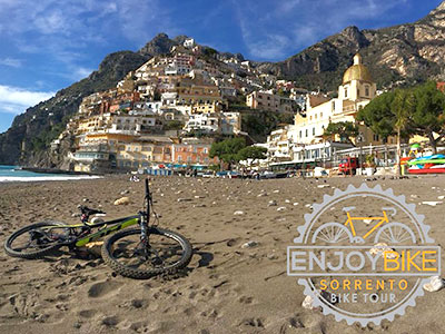 Bike tour Positano