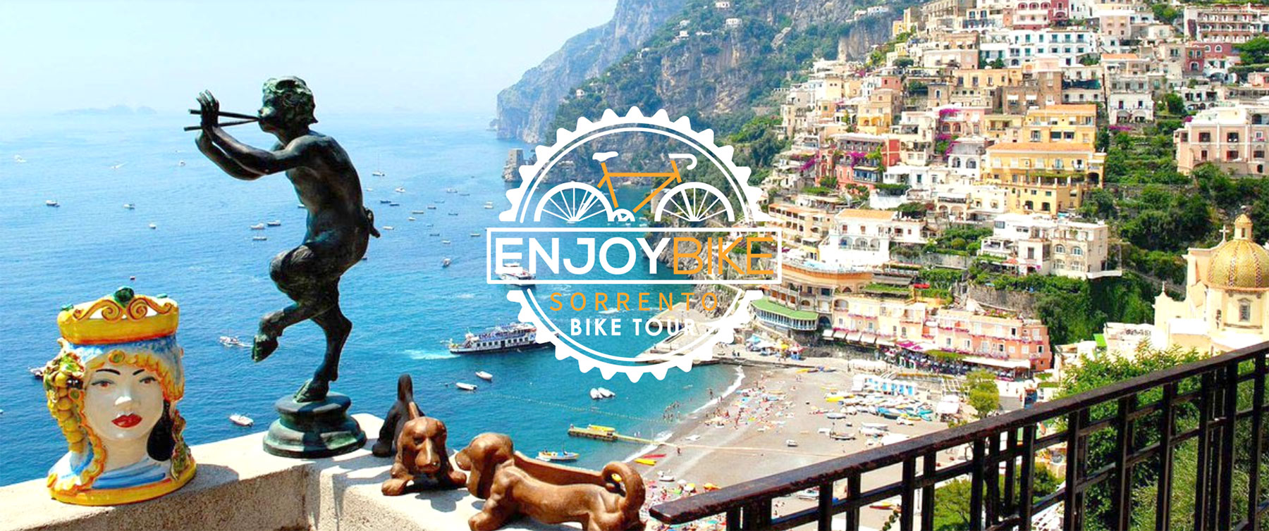 Enjoy Bike Sorrento - Bike tour in Penisola Sorrentina e Costiera amalfitana